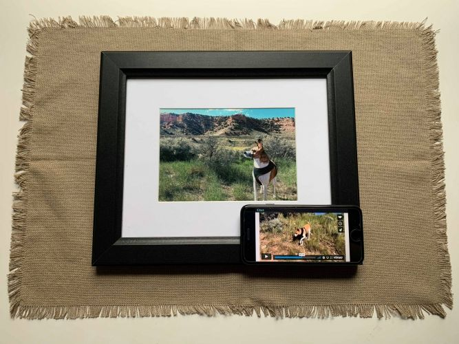 Add Videos to Your Picture Frames