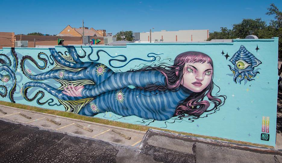 Lauren-YS-Mural